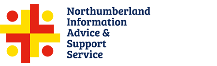 Northumberland Information, Advice and Support for SEND logo